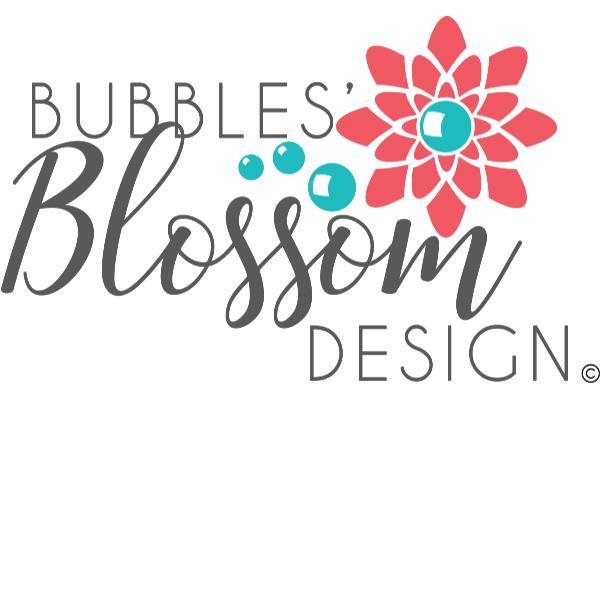 Bubbles' Blossom Design