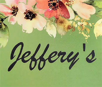 JEFFERY'S FLOWER SHOP