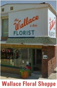 WALLACE FLORAL SHOPPE