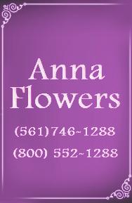 ANNA FLOWERS