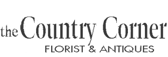 THE COUNTRY CORNER FLORIST, ANTIQUES & Gifts