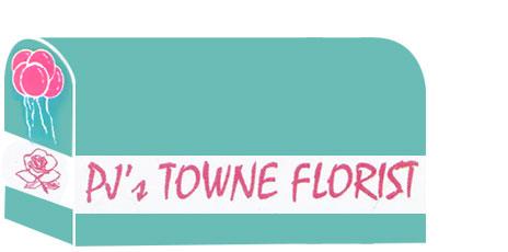 PJ'S TOWNE FLORIST INC