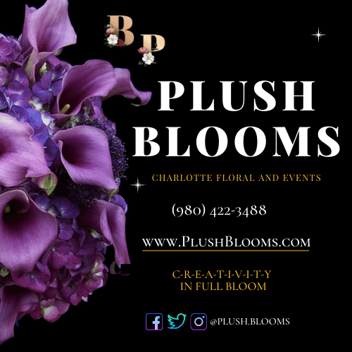 Plush Blooms of Charlotte
